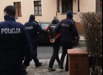 Reżim zatrzymał Marcina Bustowskiego w jego domu