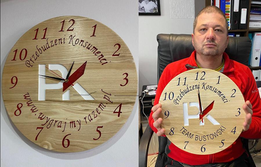 Zegary już odmierzają czas