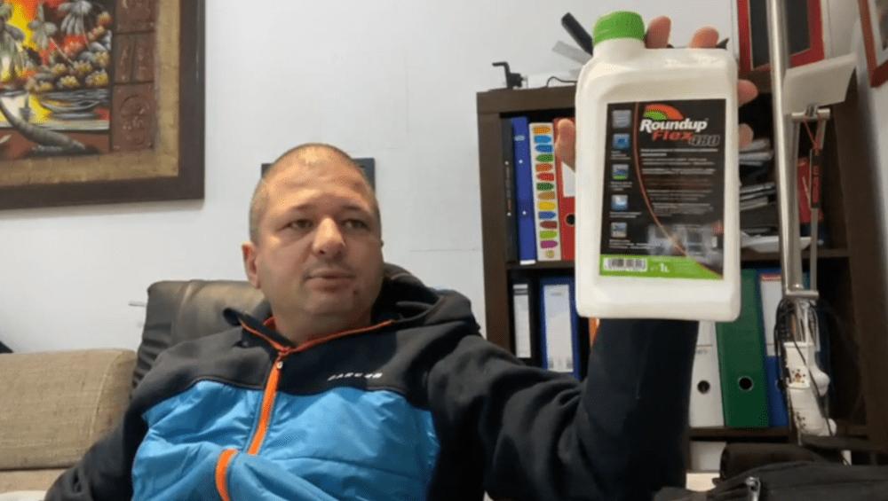 Bayer truje Glifosatem i leczy chemioterapią
