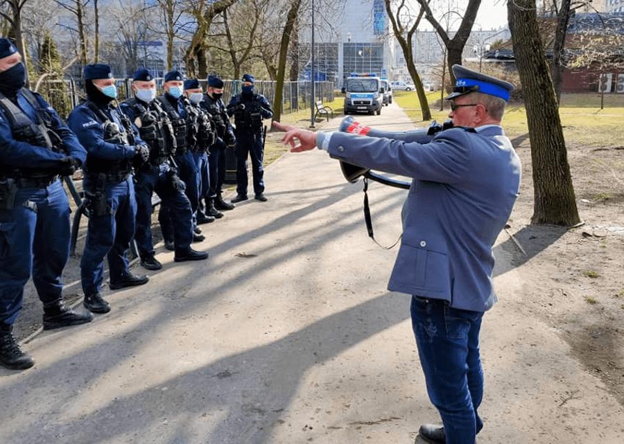 Czy Policjanci zrozumieją notorycznie popełniane błędy?