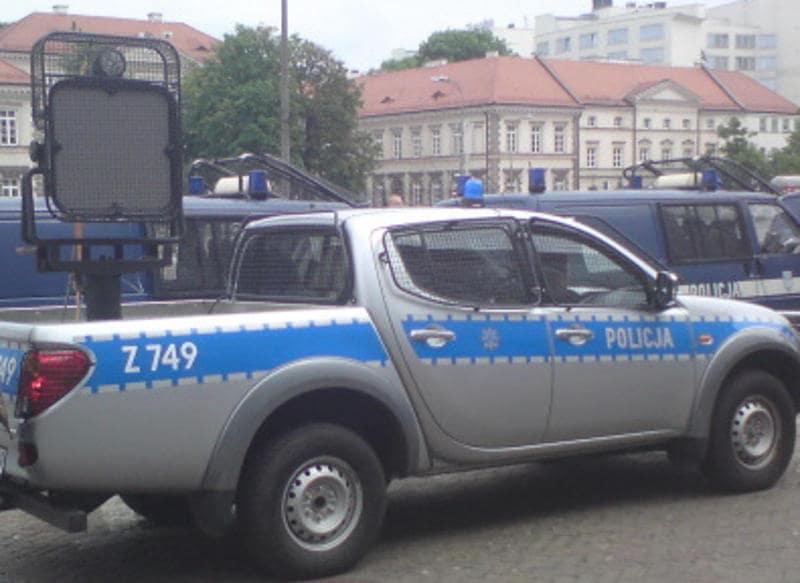 Spontaniczna akcja czworga we Wrocławiu